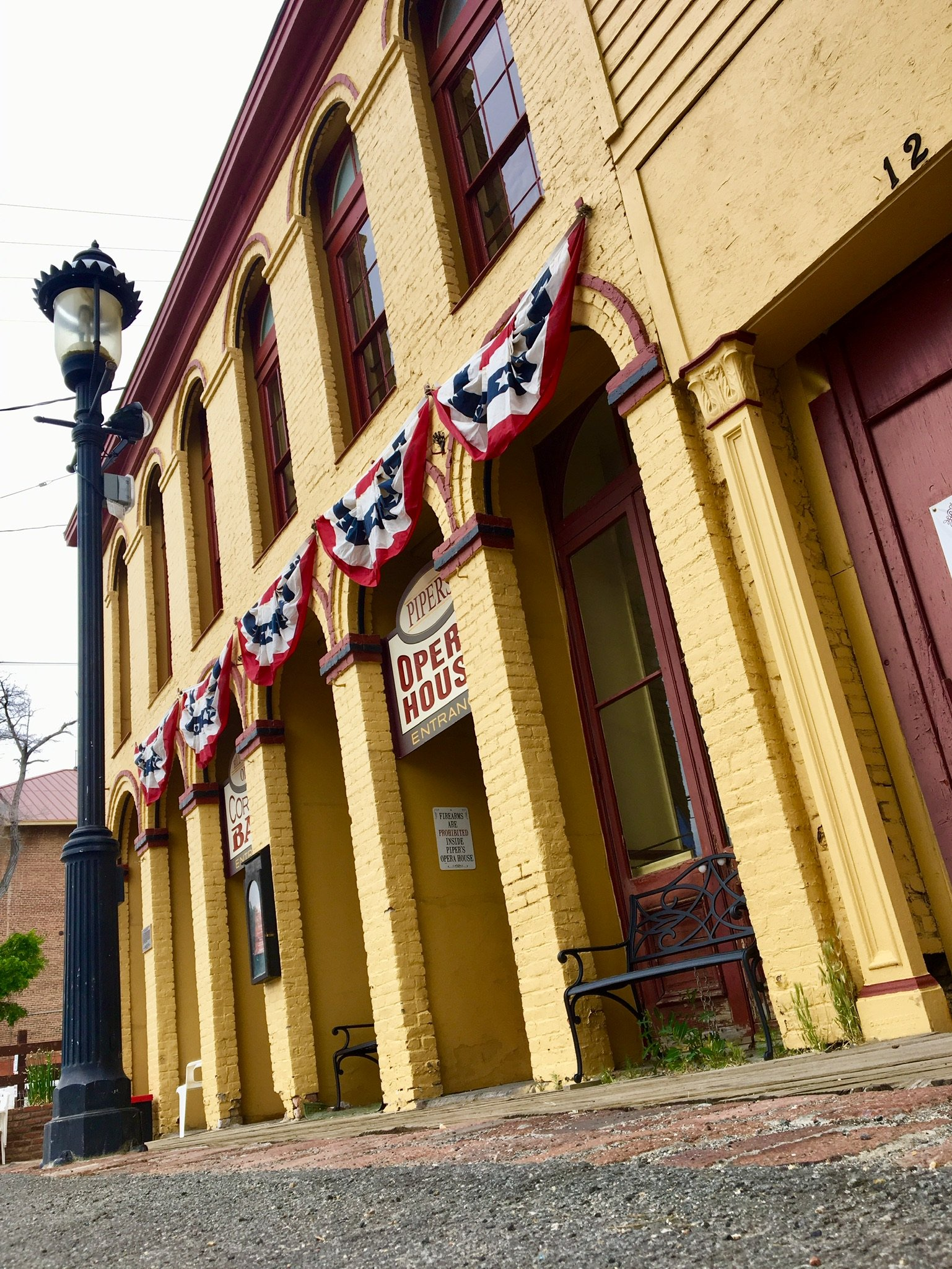 Civil War Days Ball and Dinner - Piper's Opera House